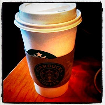grande starbucks coffee