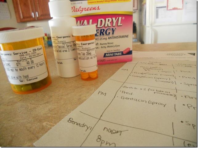 capone's medicine