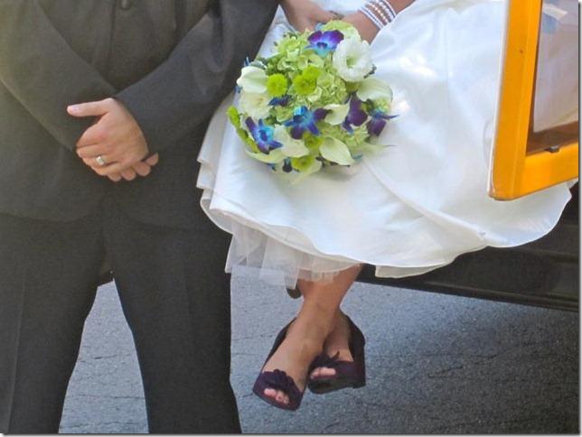 feet - bus