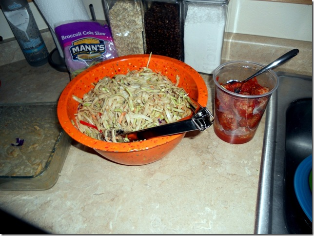 asian noodle salad from mary